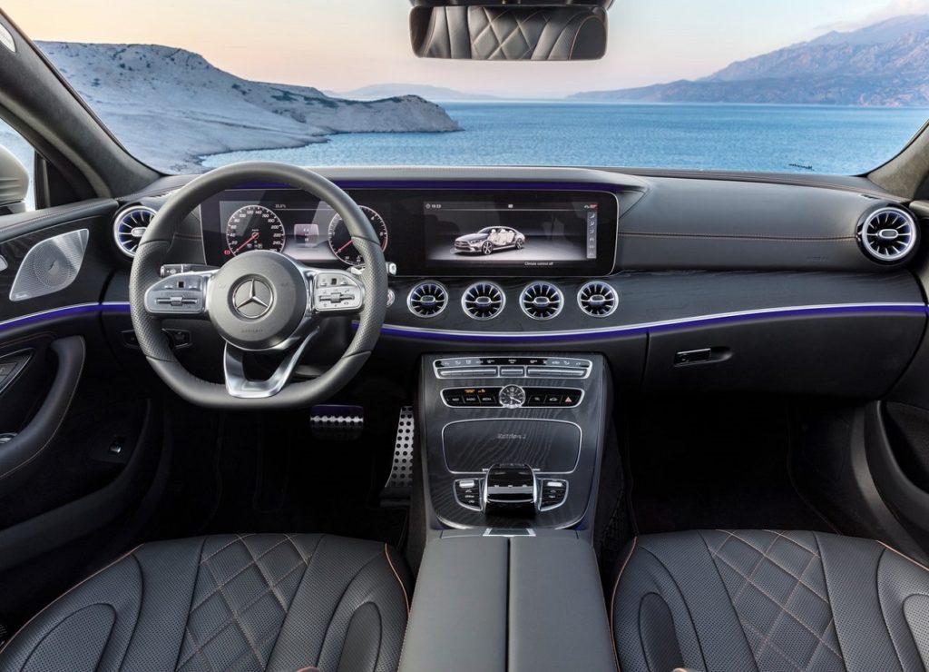 Mercedes-Benz CLS 2019 (7)