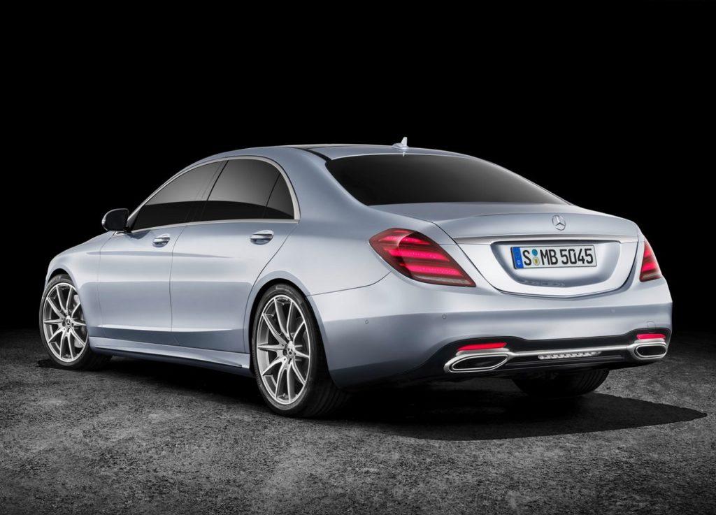 Mercedes-Benz Classe S 2018 (3)