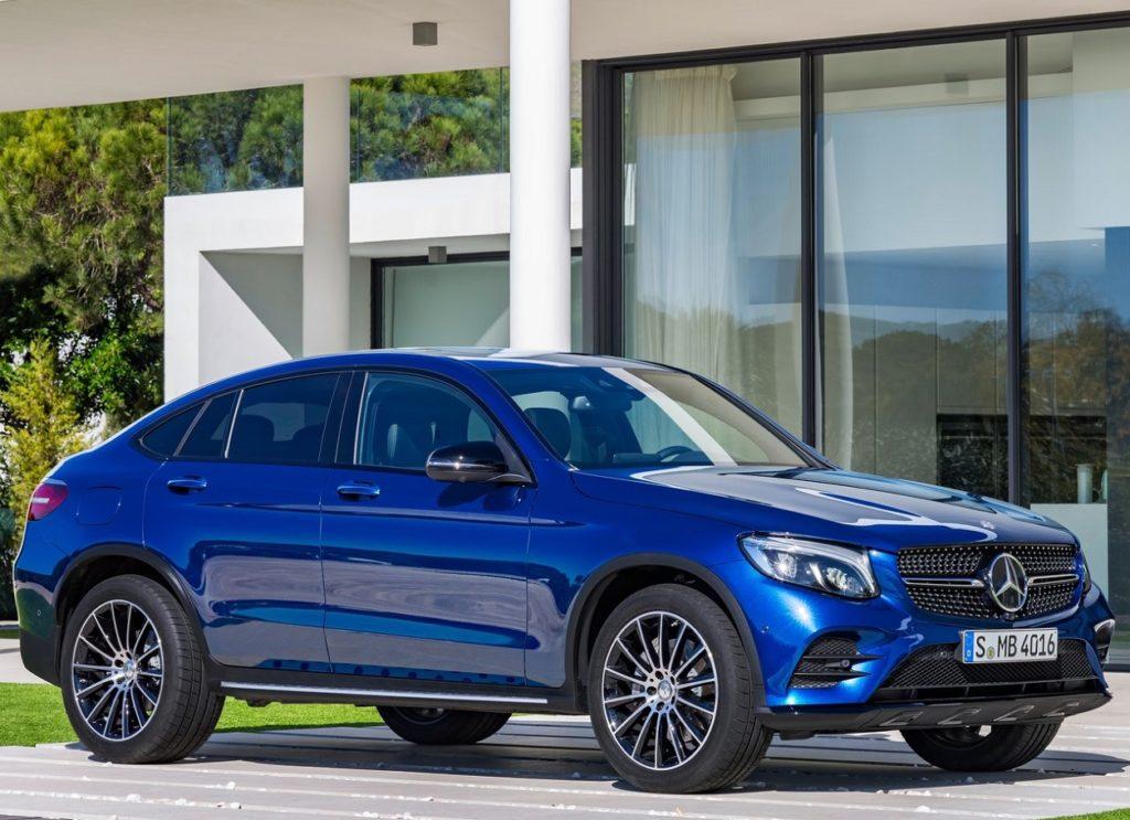 Mercedes-Benz GLC Coupé 2017 (1)