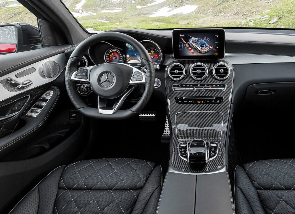 Mercedes-Benz GLC Coupé 2017 (7)