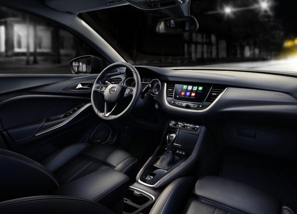 Opel Grandland X 2018 (1)