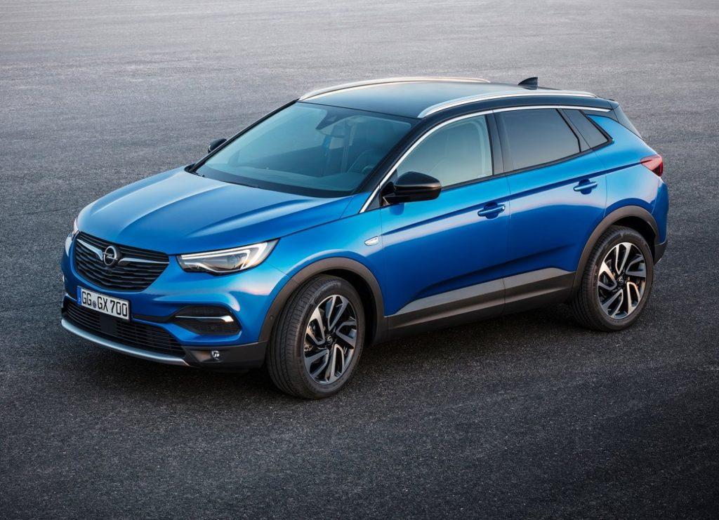 Opel Grandland X 2018 (2)