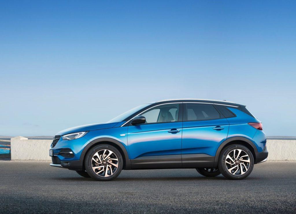 Opel Grandland X 2018 (3)