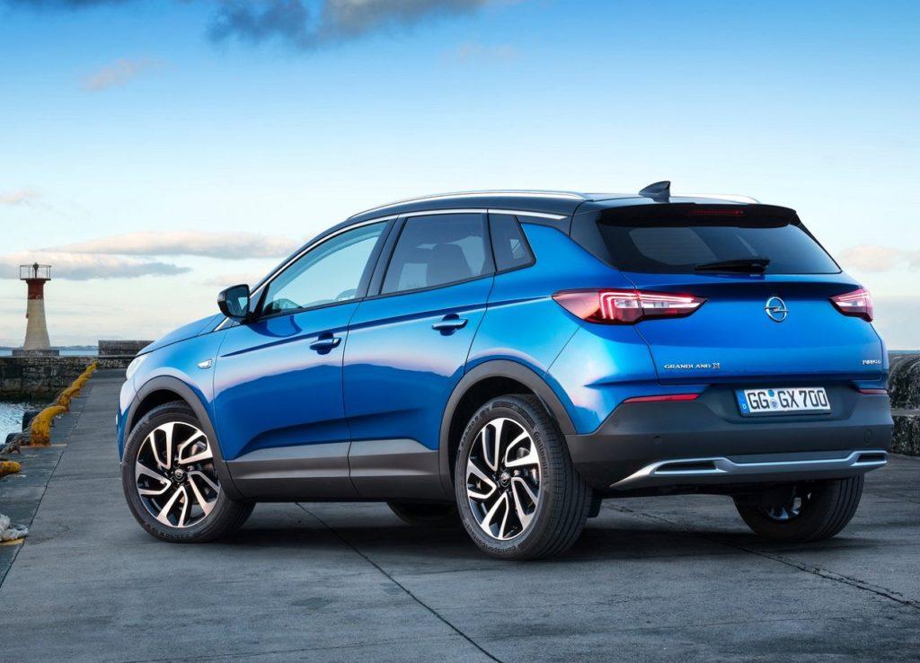 Opel Grandland X 2018 (4)