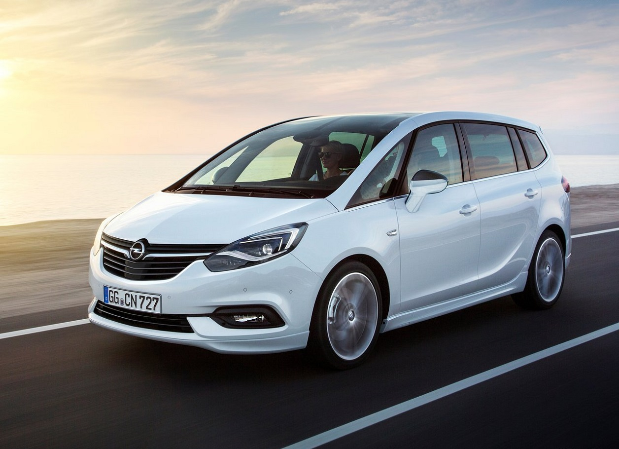 Autoridades alemãs obrigam Opel a recolher quase 100 mil unidades do Zafira, Cascada e Insignia
