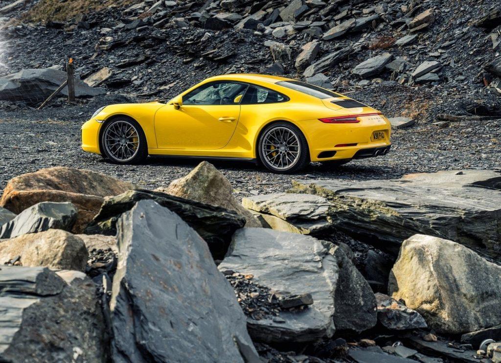 Porsche 911 (2016)