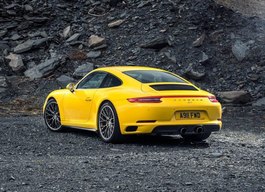 Porsche 911 (2017)