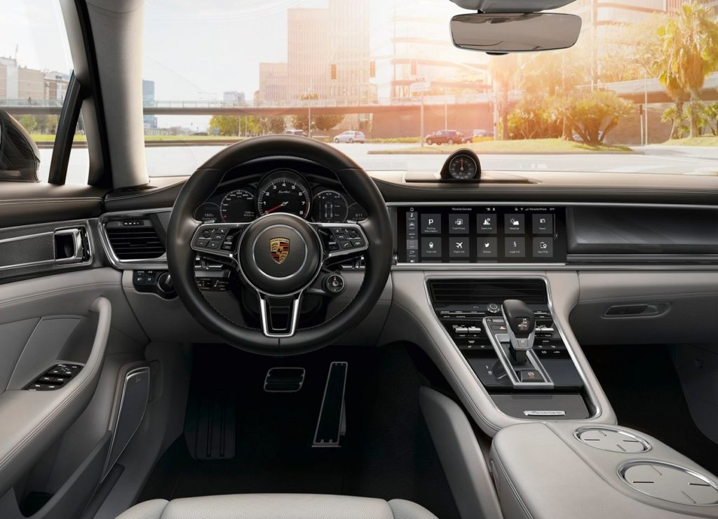 Porsche Panamera 2017 (4)