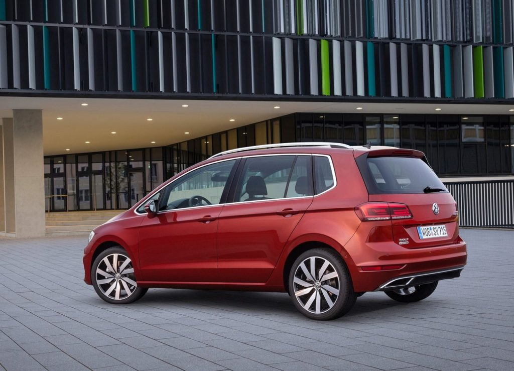 VW Golf Sportsvan 2018 (4)