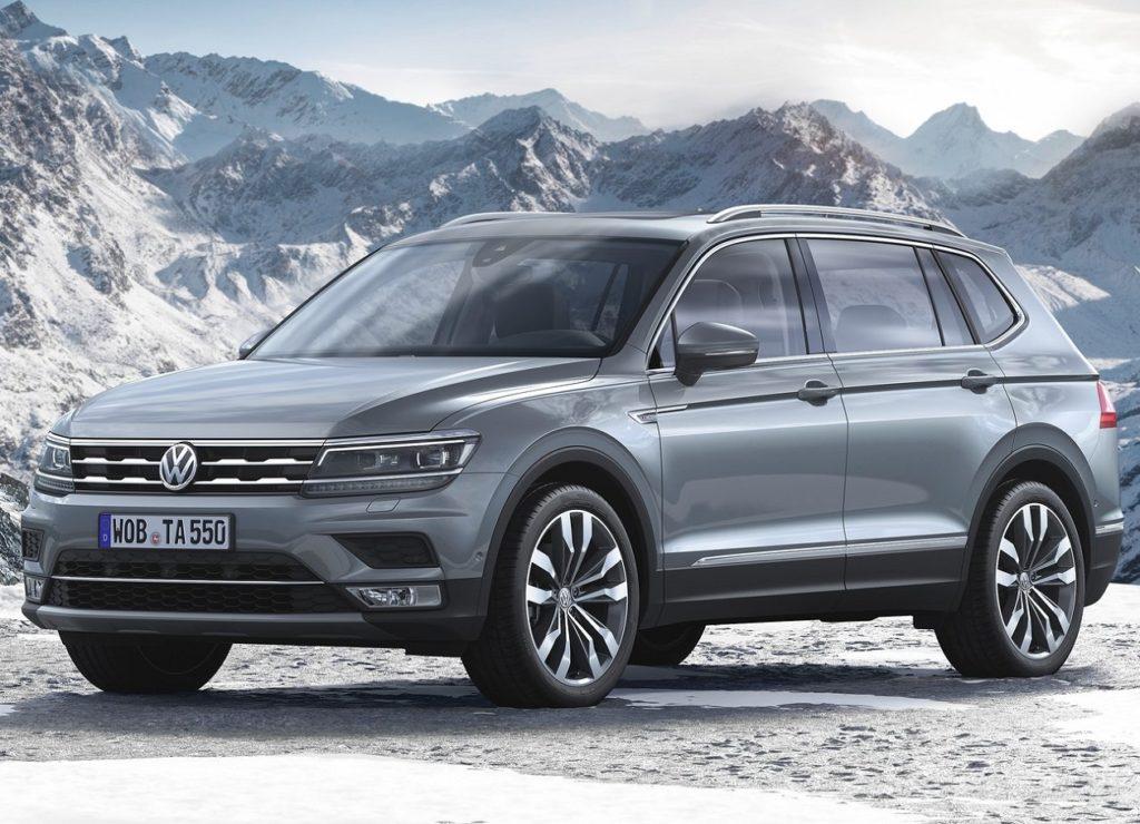 VW Tiguan Allspace 2018 (1)