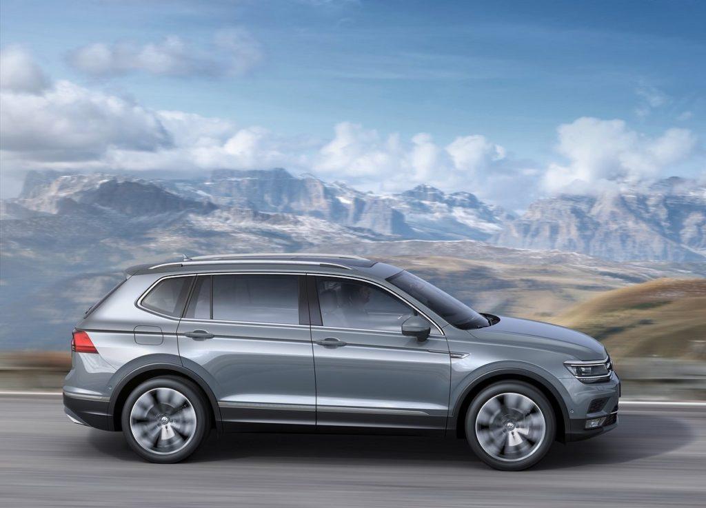 VW Tiguan Allspace 2018 (3)