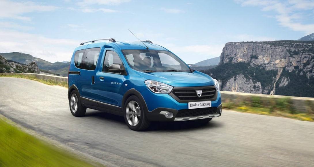 Dacia Dokker para passageiros chega a Portugal