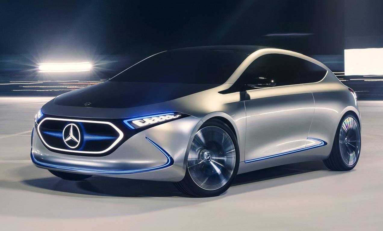 Mercedes-Benz investe 500 milhões de euros na produção de veículos elétricos em França
