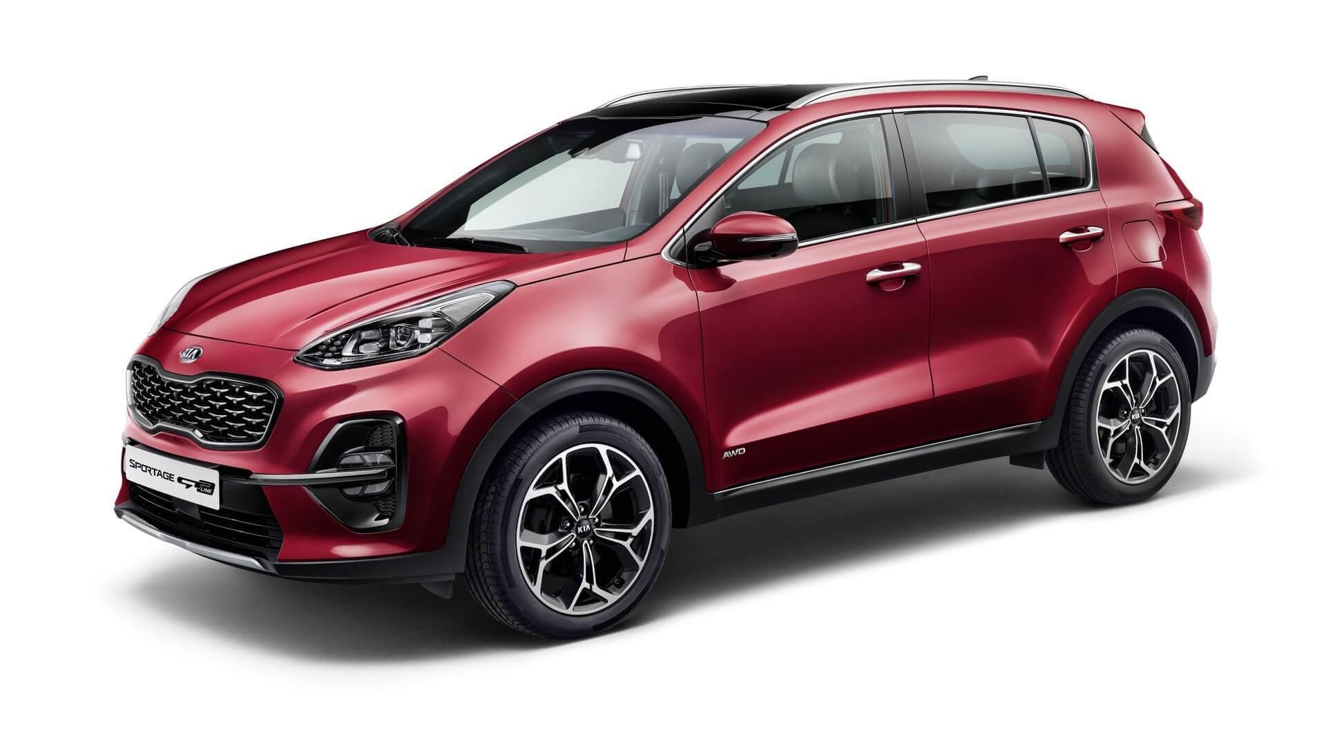 Kia Sportage renovado recebe versão diesel semi-híbrida Ecodynamics+