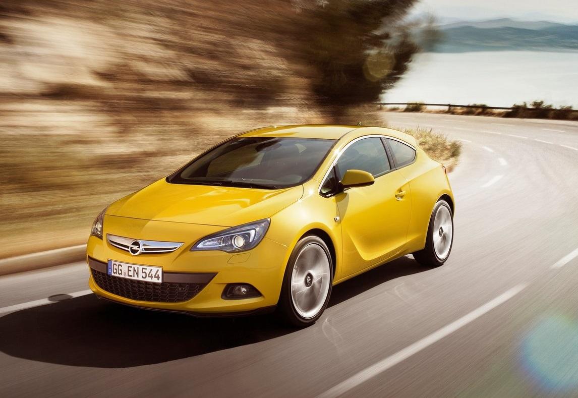 Opel anuncia o fim do Astra GTC e do Zafira Tourer