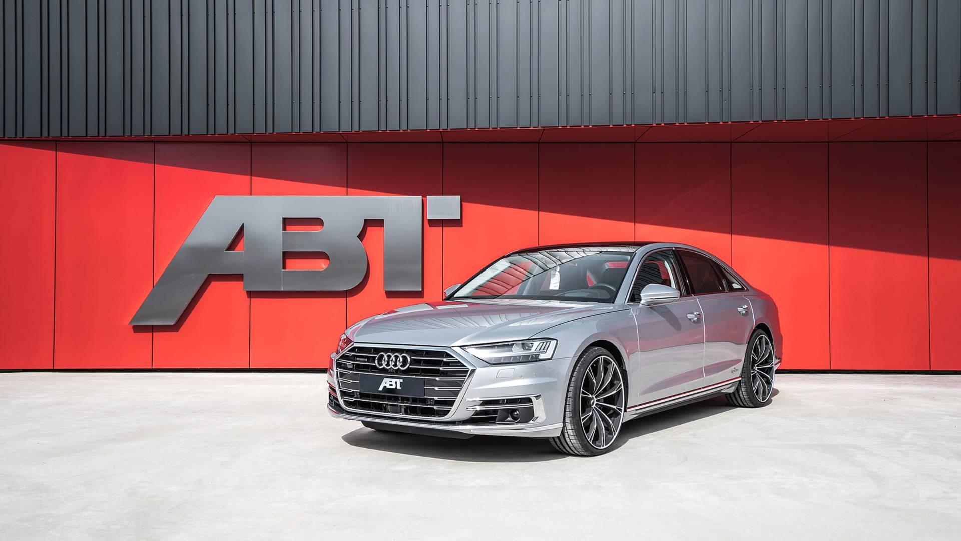 ABT desenvolve Audi A8 TDI com 330 cv