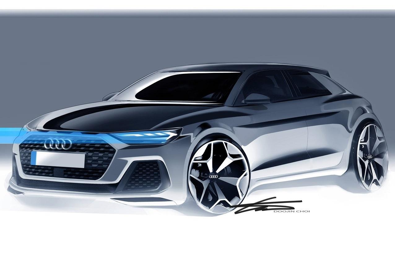 Novo Audi S1 deverá ser estreado ainda este ano
