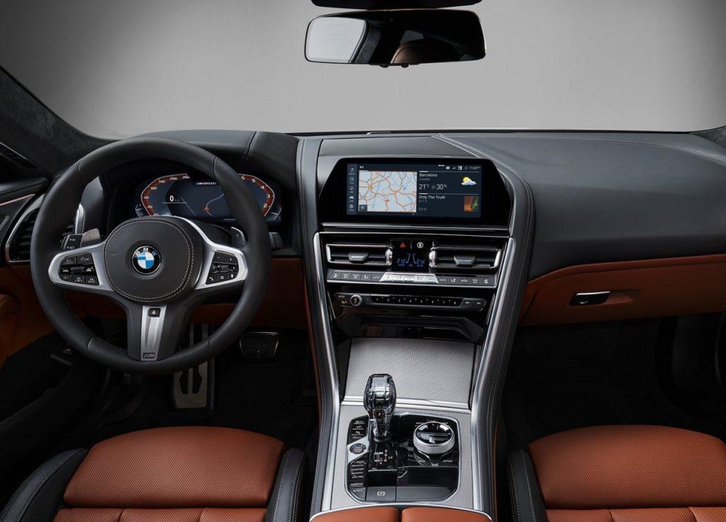 BMW Série 8 coupé 2019 (1)