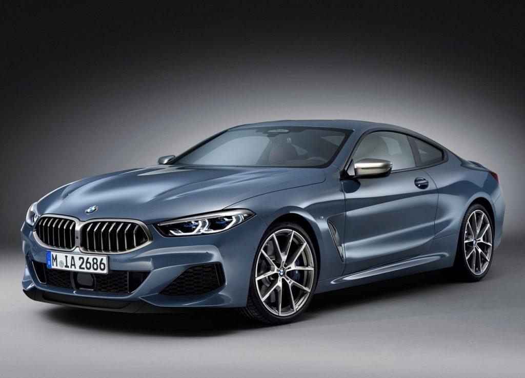 BMW Série 8 coupé 2019 (2)