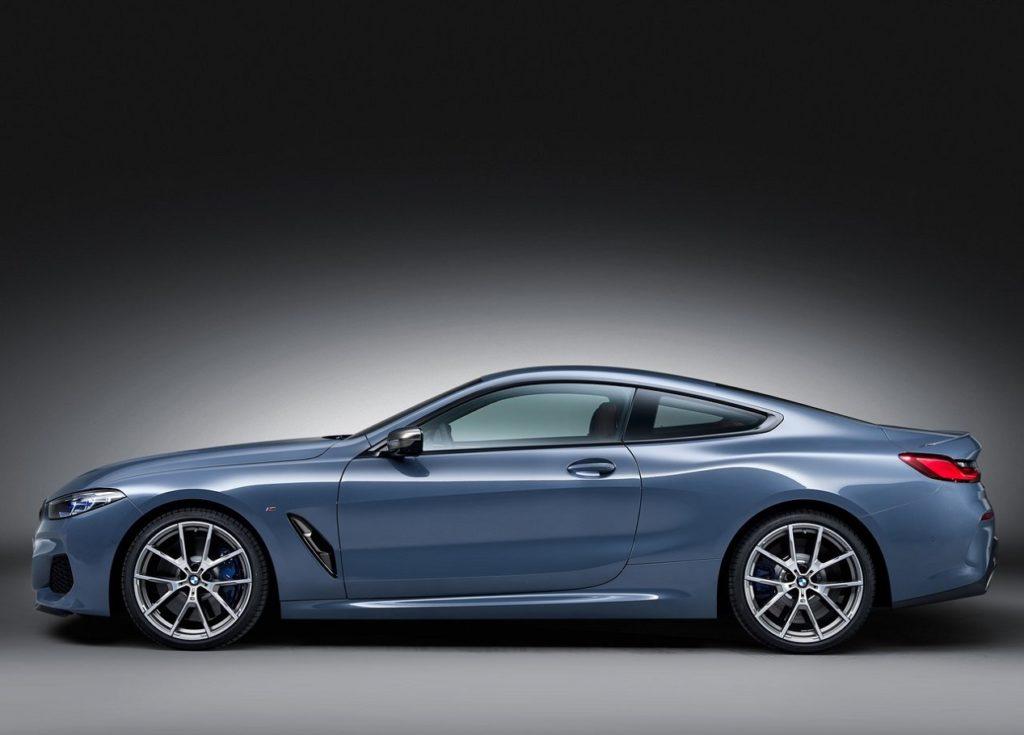 BMW Série 8 coupé 2019 (3)