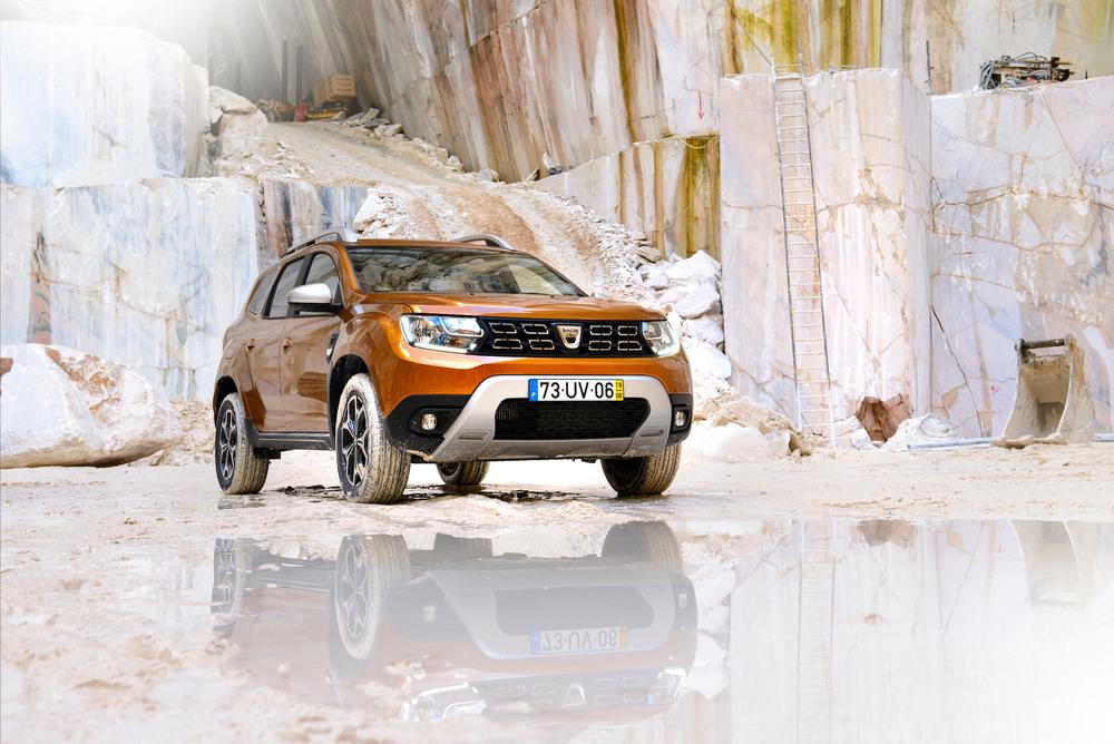 Tudo sobre o novo Dacia Duster