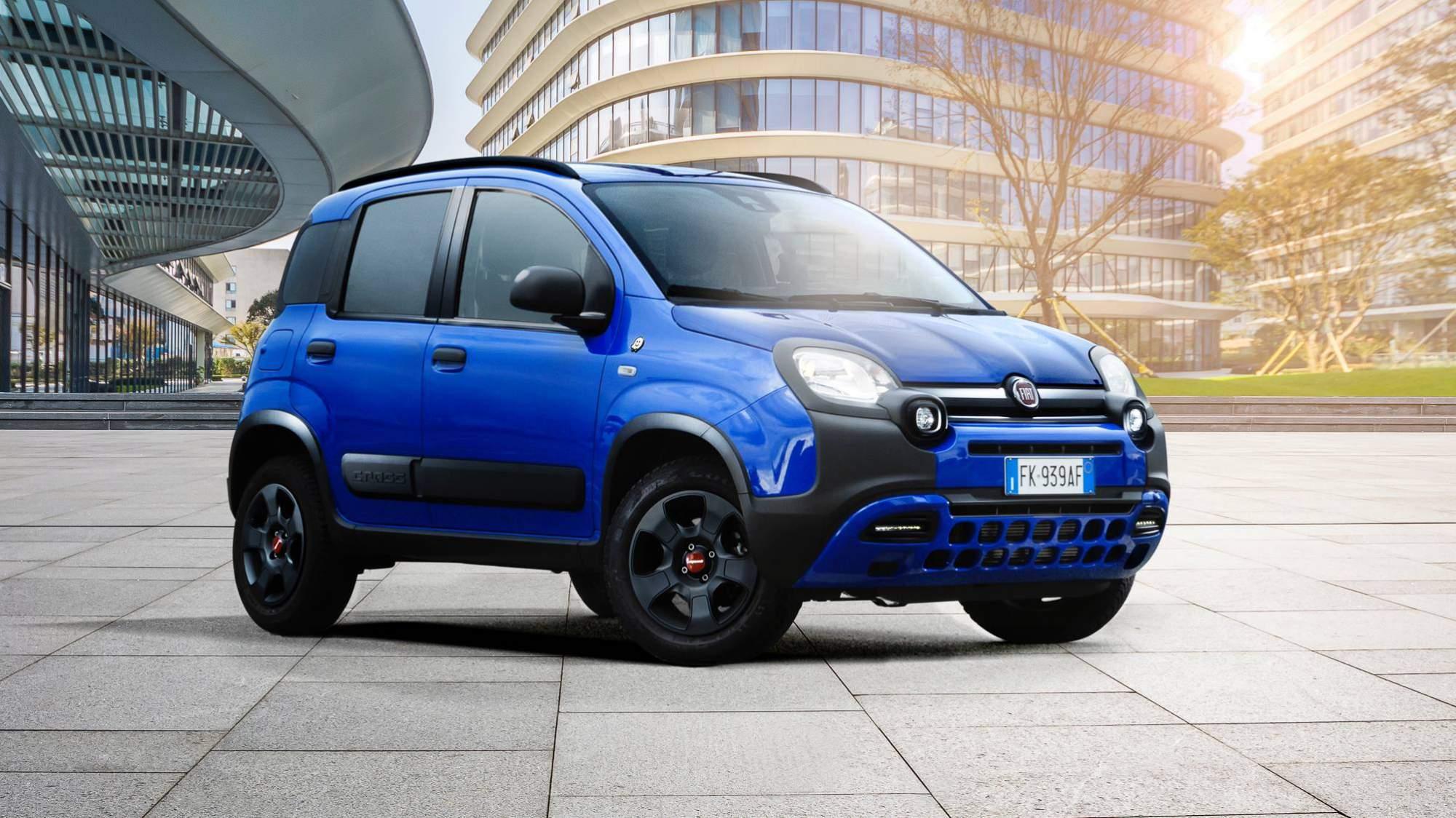 Fiat revela edição especial Panda Waze