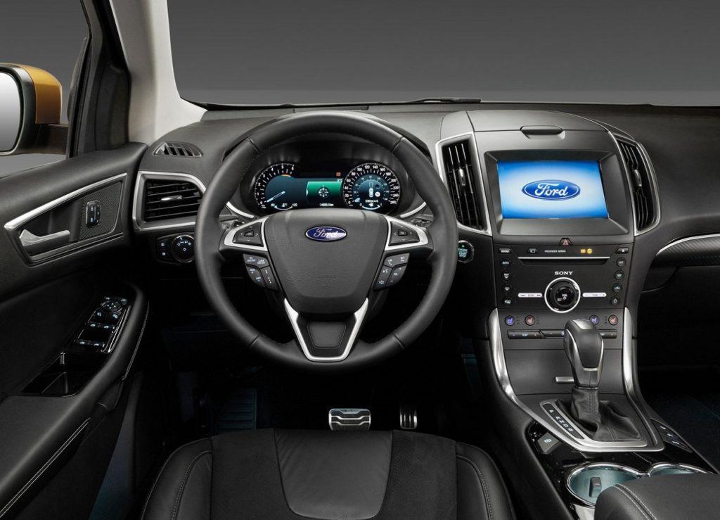 Ford Edge EU 2019 (2)