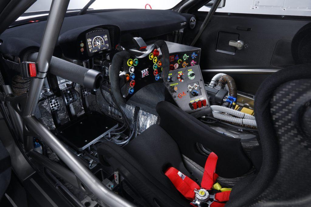 O Nissan GT-R NISMO GT3 2018 está disponível para venda