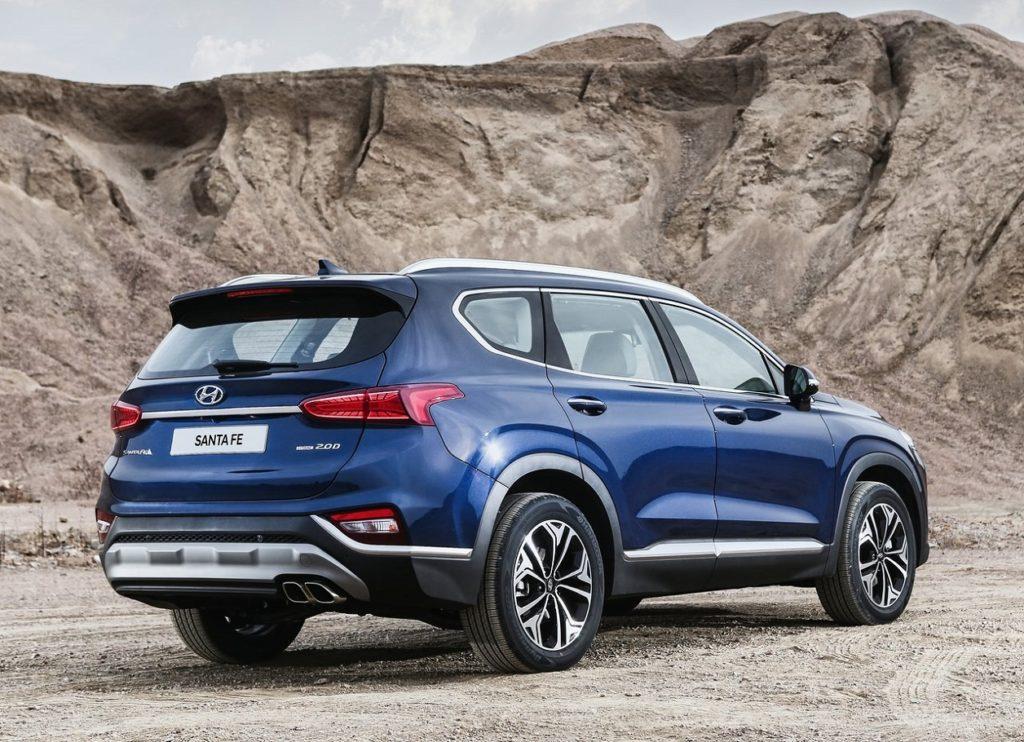 Hyundai Santa Fe 2019 (4)