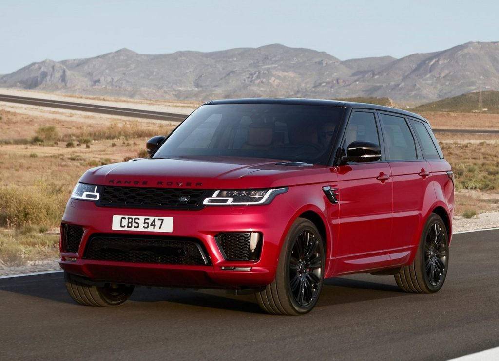 Land Rover Range Rover Sport 2018 (2)