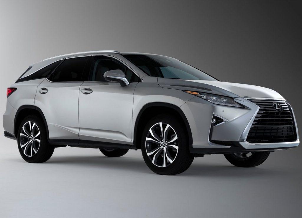 Lexus RX L 2018 (2)