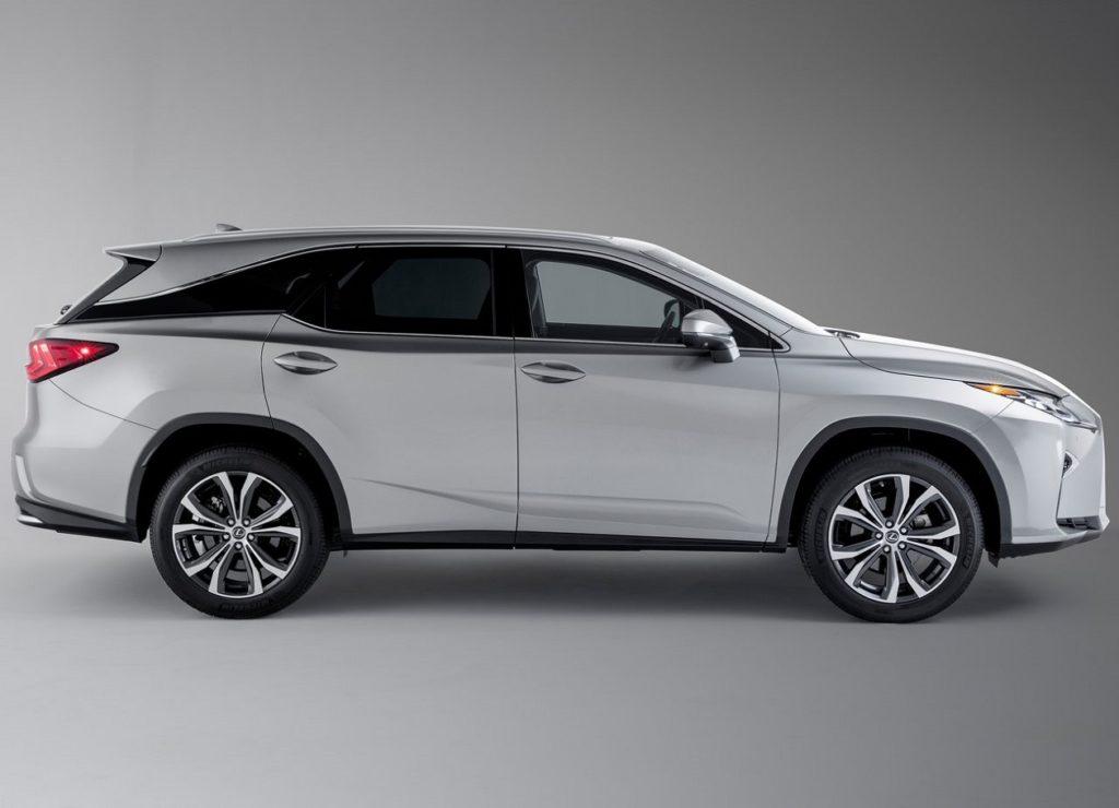 Lexus RX L 2018 (3)