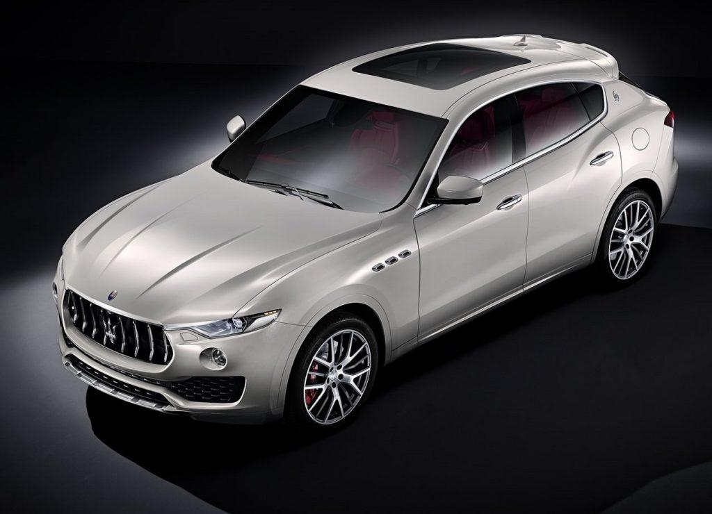Maserati Levante 2017 (1)