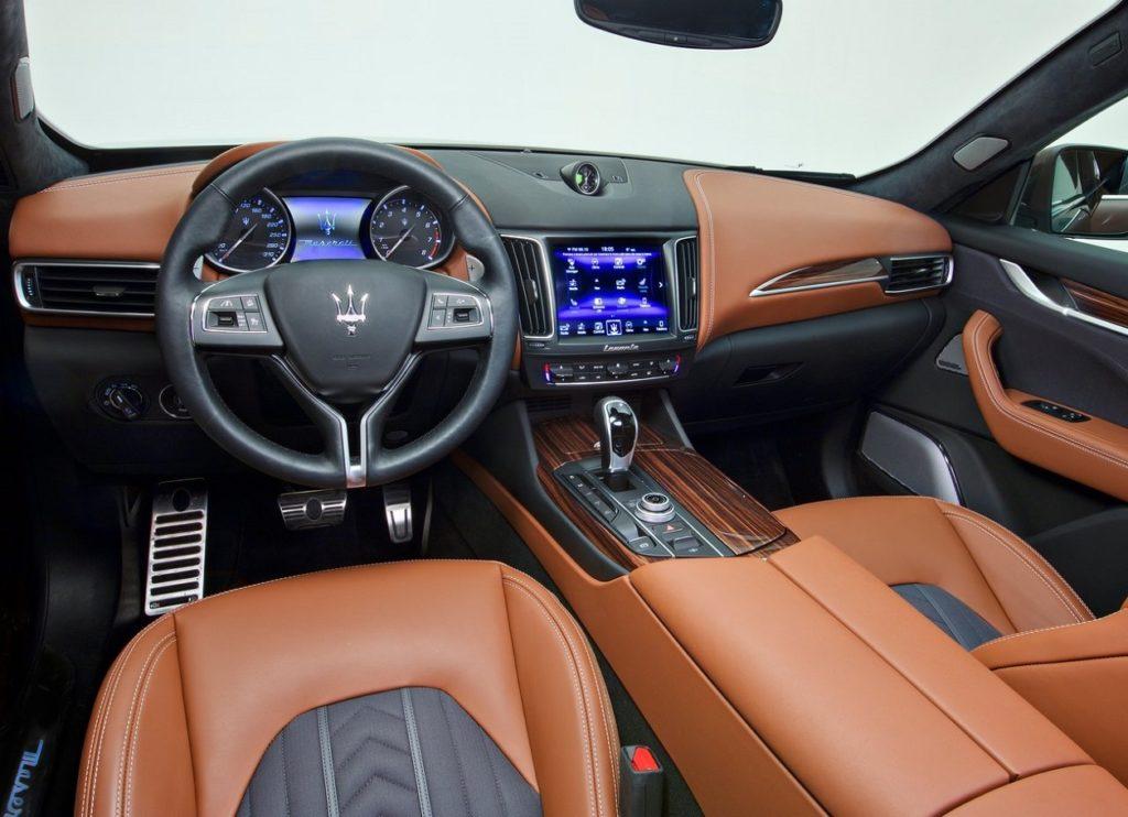 Maserati Levante 2017 (4)