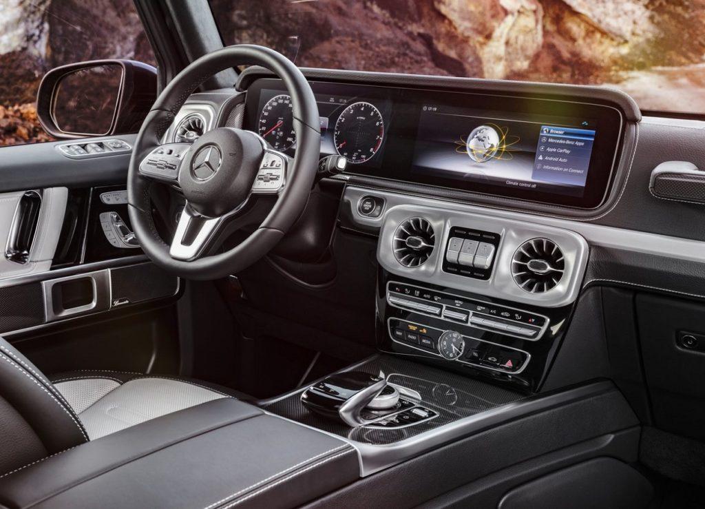 Mercedes-Benz Classe G 2019 (1)