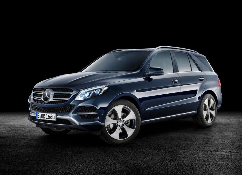 Mercedes-Benz GLE 2016 (2)
