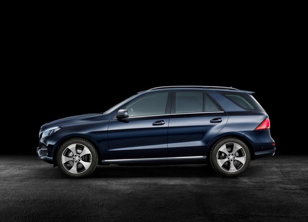 Mercedes-Benz GLE 2016 (3)