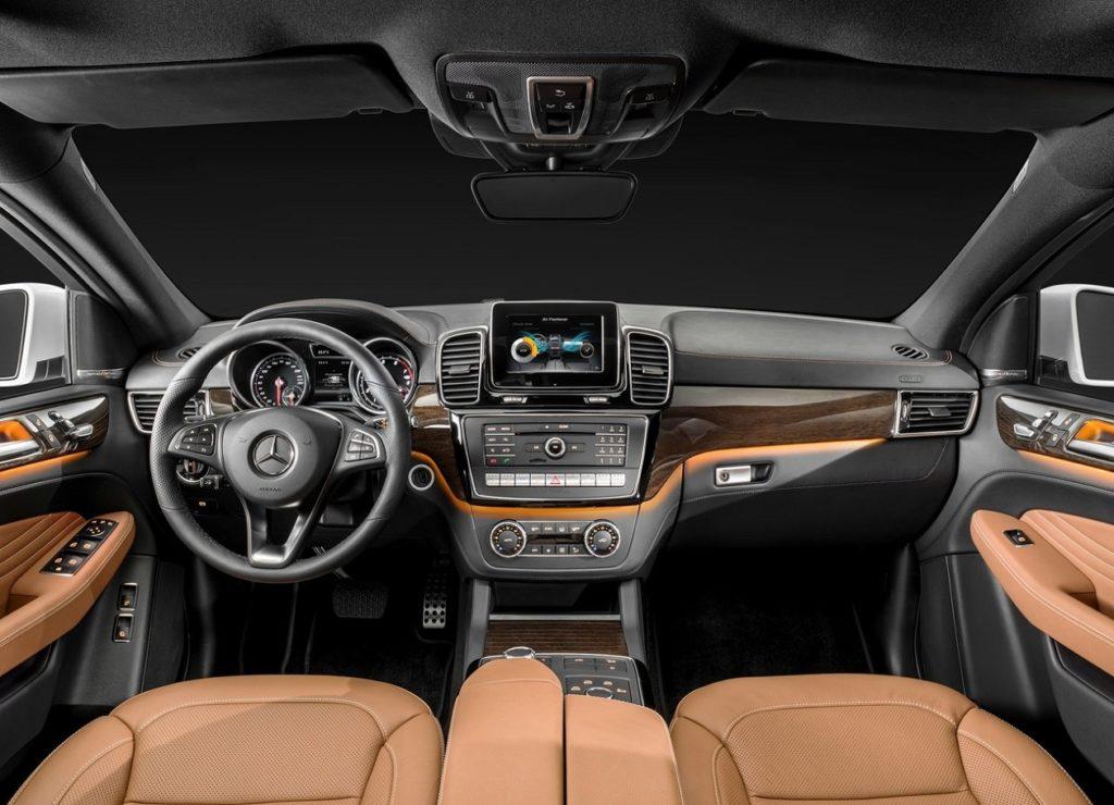 Mercedes-Benz GLE Coupé 2016 (1)