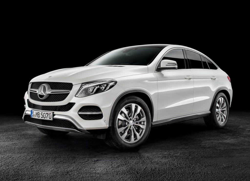 Mercedes-Benz GLE Coupé 2016 (2)