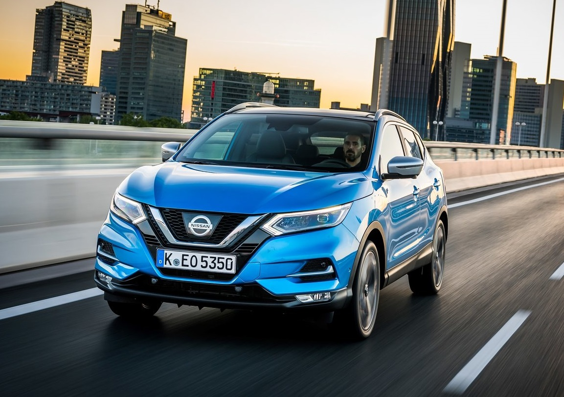 Próximo Nissan Qashqai oferecerá duas versões híbridas