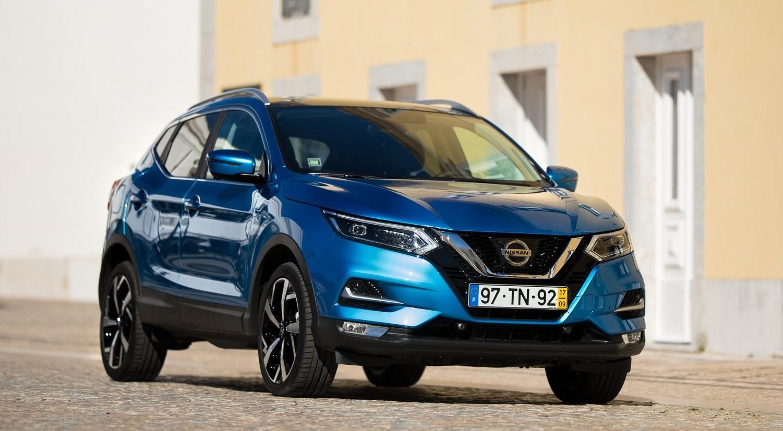 Nissan Qashqai lidera segmento C em Portugal