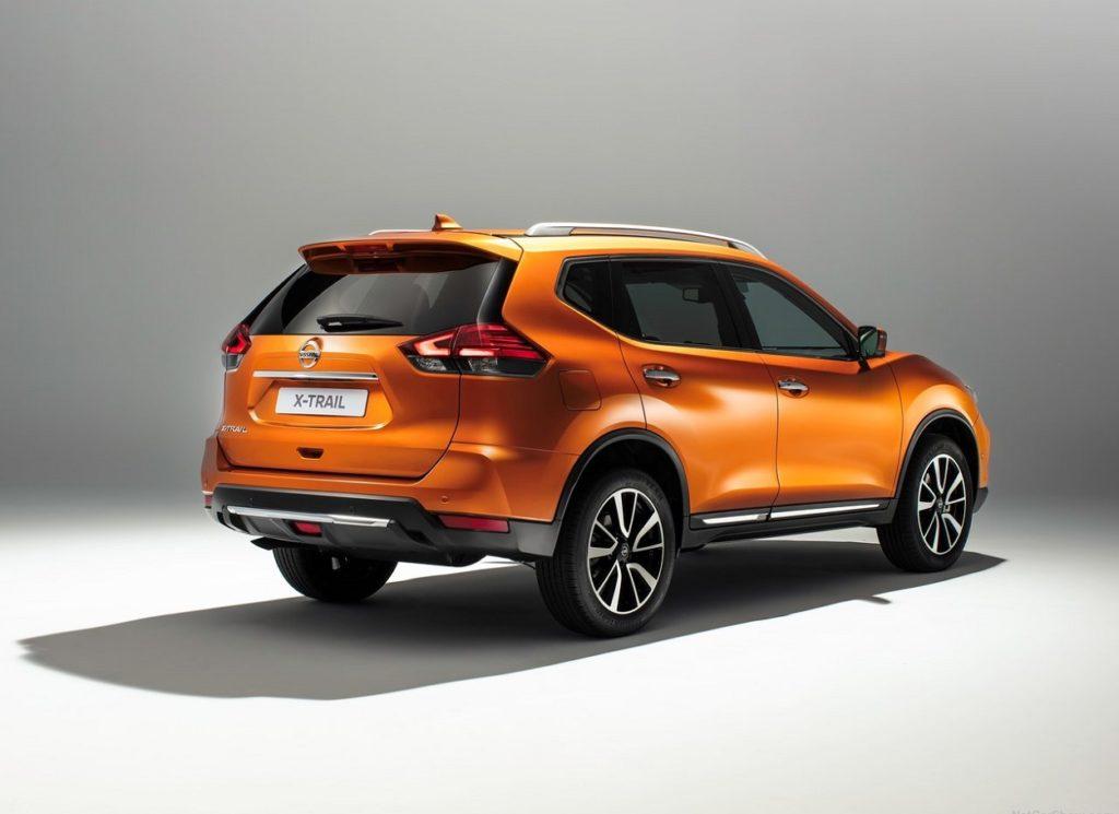 Nissan X-Trail 2018 (1)