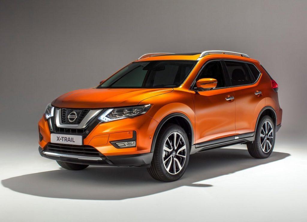 Nissan X-Trail 2018 (3)