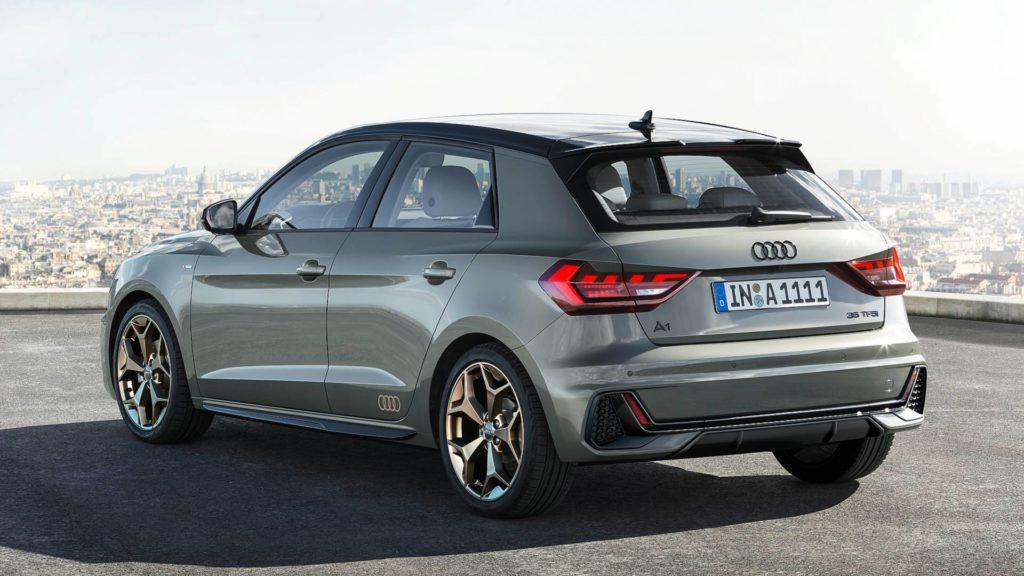 Novo Audi Audi A1 2019 (1)
