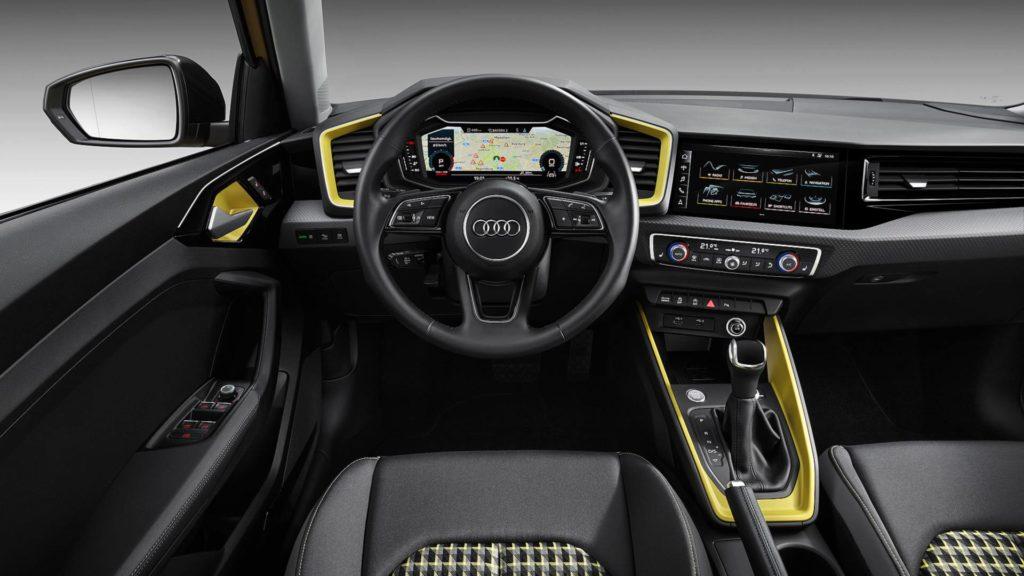 Novo Audi Audi A1 2019 (11)