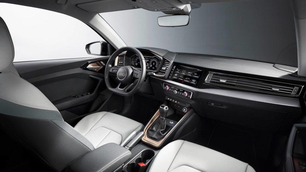 Novo Audi Audi A1 2019 (12)