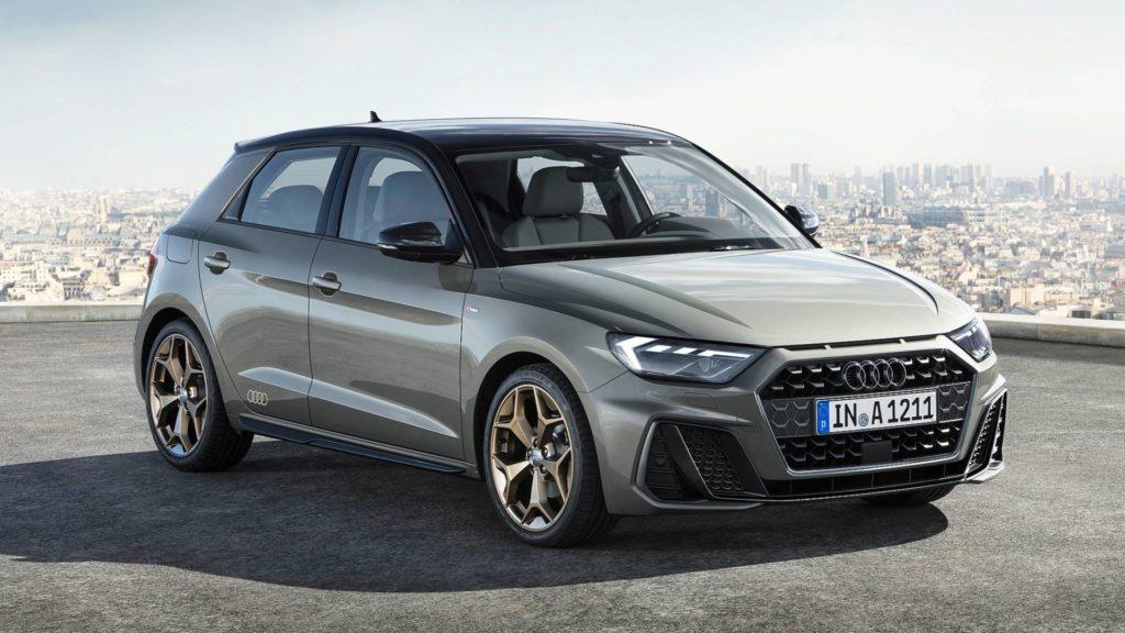Novo Audi Audi A1 2019 (2)