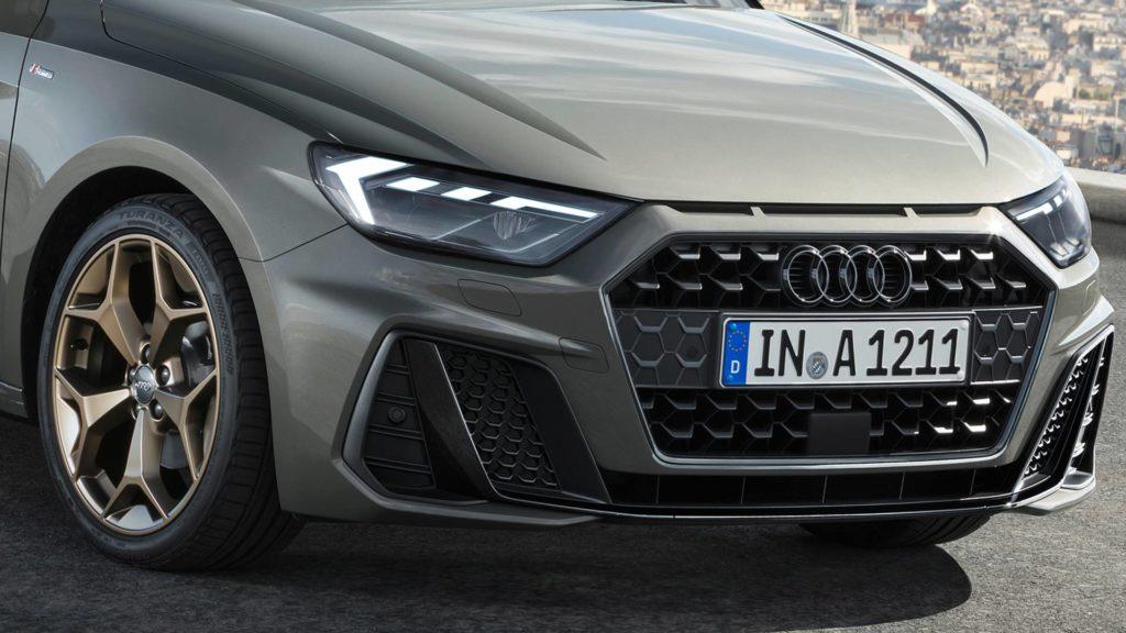 Novo Audi Audi A1 2019 (4)