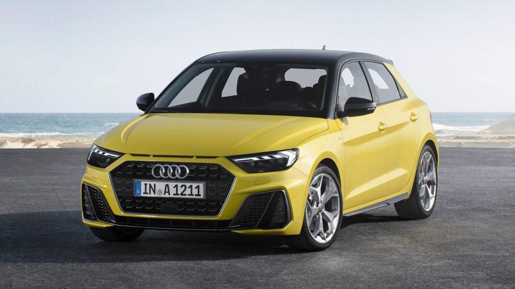 Novo Audi Audi A1 2019 (5)