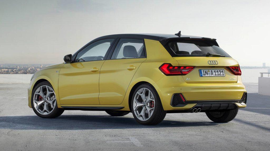 Novo Audi Audi A1 2019 (6)